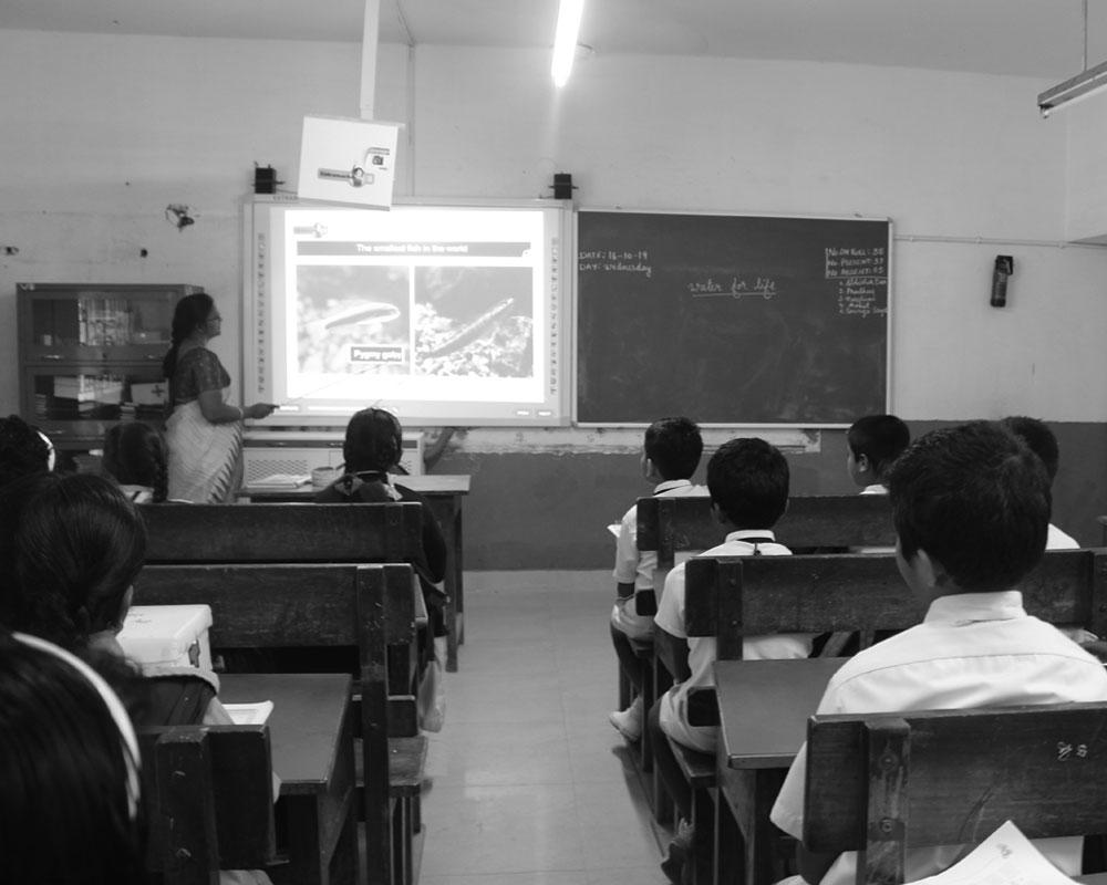 Our Objectives, Airforce School, International Airport Road, Yelahanka, Bengaluru