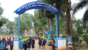 Air Force School, Yelahanka